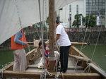 onboard 'Takeru', fore