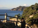黄金崎の富士