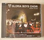 グロリア少年合唱団欧州公演CD
